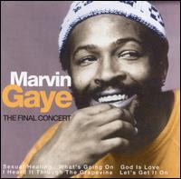 Marvin Gaye - Final Concert 1983
