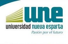 WEB Universidad Nueva Esparta