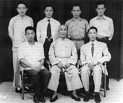 Ip Man's students
