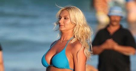 Brooke Hogan Bikini Gallery 95