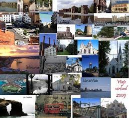 Un viaje a infinitos y bellos lugares