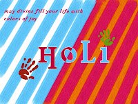 download holi greetings wallpaper