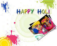 colorful holi play wallpaper