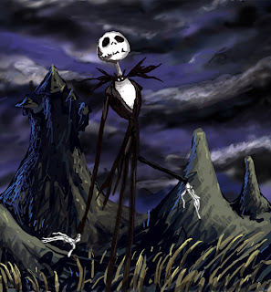 free nightmare before christmas wallpaper