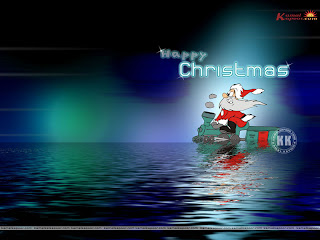 Free Christmas Widescreen Wallpapers