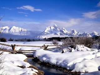 Winter Scenes Nature Wallpapers