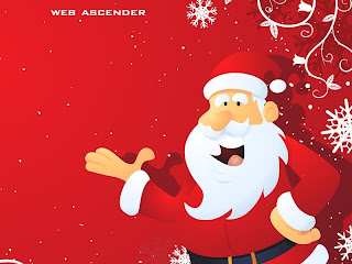 Free Santa Claus Desktop Wallpapers