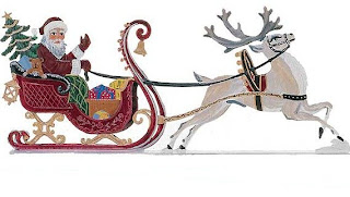 Santa Sleigh Pictures