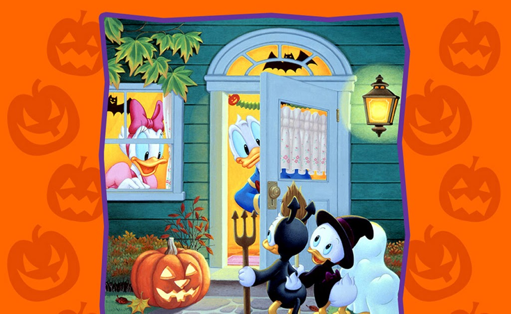 Christmas Wallpapers Disney Halloween Wallpaper Cartoon Backgrounds