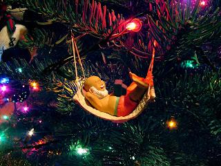 Santa Claus Toy Wallpaper