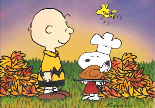 Charlie Brown Thanksgiving Pictures
