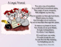 friendship day poem pictures