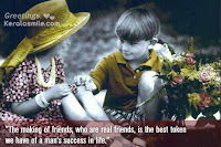 beautiful friendship greetings