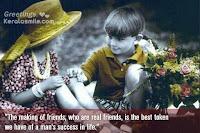 beautiful friendship greetings