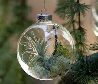 beautiful christmas ornament hanging