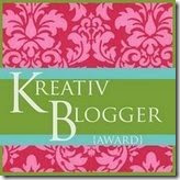 My First Blogger Award