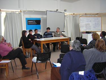Taller  encuentro de las Organizaciones Civiles de Maldonado