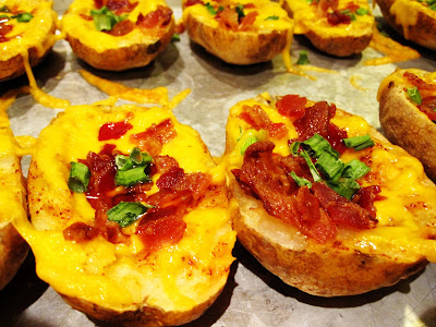 potato skin recipe