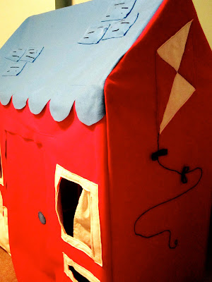 pvc pipe playhouse dr.Seuss playroom