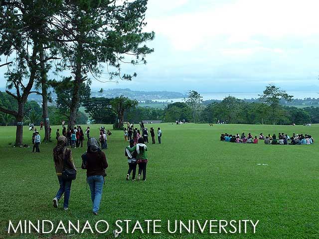 mobile application on mindanao state university