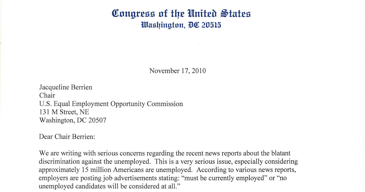 nur 405 a letter to congress Policy letter 05-01 consolidates ofpp policy on acquisition workforce congress recognized the need for a professional workforce through the passage of the defense as amended (41 usc § 405(d)(5)) to support the management of the workforce in accordance.