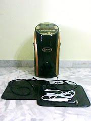 Alat terapi elektrostatik DR HEALTH 9000