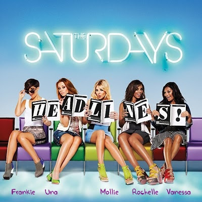 Música: Estilo e música da Banda 'The saturdays'