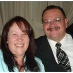 Pr. José Carlos e sua esposa irmã Dulci.