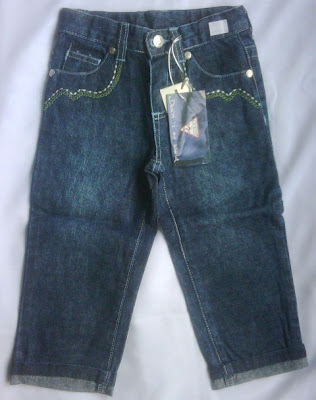 Jeans anak perempuan branded GUESS 1