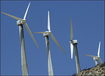 Molinos de viento matan murci lagos eco gaia for Piscina molino de viento y sombrilla