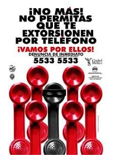 extorsiones telefonicas