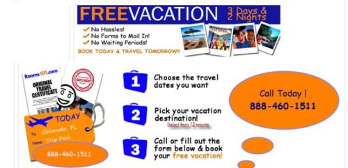 Free Vacation