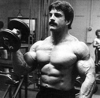 Mike Mentzer Wallpaper