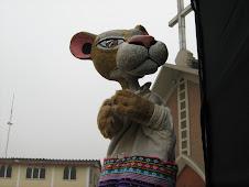 En la catedral de Huaycan