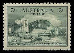 Ένα καλό αυστραλέζικο γραμματόσημο
