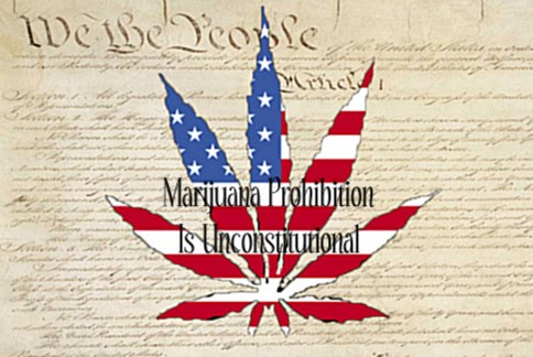 Marijuana Prohiition Is Unconstitutional