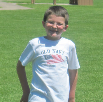 Grant age 8