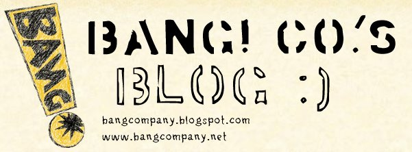 Bang! Company's Blog