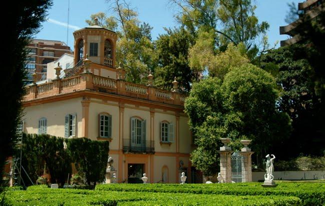 Amigos de valencia jardines de monfort valencia for Casa jardin 8 de octubre