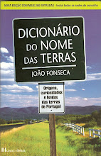 Dicionrio do nome das terras portuguesas