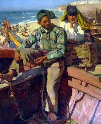 Tradições e barcos de pesca