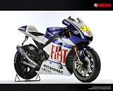 YZR-M1 - MotoGP 2010 Fiat Yamaha Team #4
