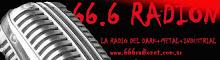 Retransmisión Sudamerican Attack!! en Argentina 66.6 RadioNet