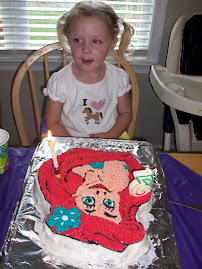 Laurie's 3rd birthday