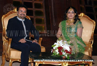 Wedding Reception on Kavya Madhavan Wedding Reception At Kuwait Photos Stills Gallery