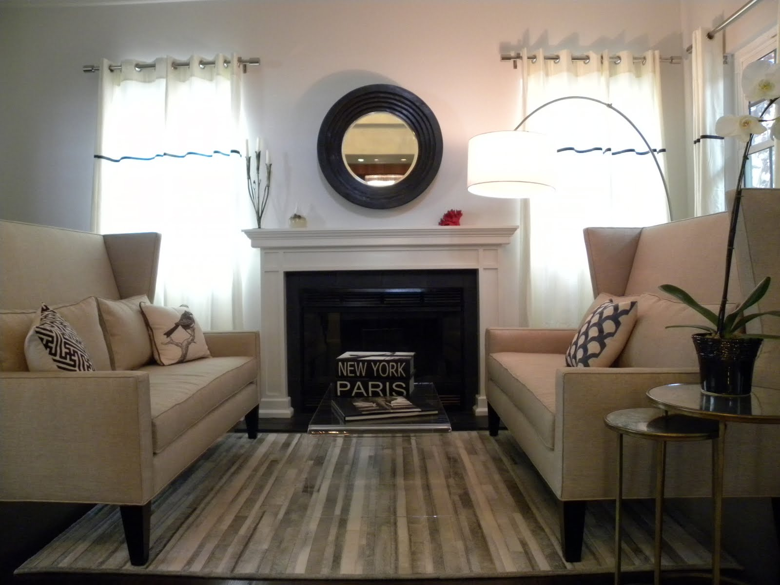 Emi interior design inc little changes big results for Room design to scale