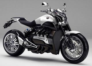 2011 Honda Motorcycles Evo