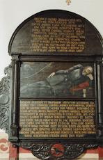 El Blasón KORWIN en monumentos funerarios