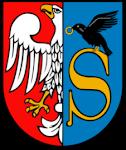 KORWIN en el escudo del municipio de Zwolen, Masovia