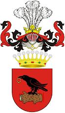 Variante condal del escudo KORWIN